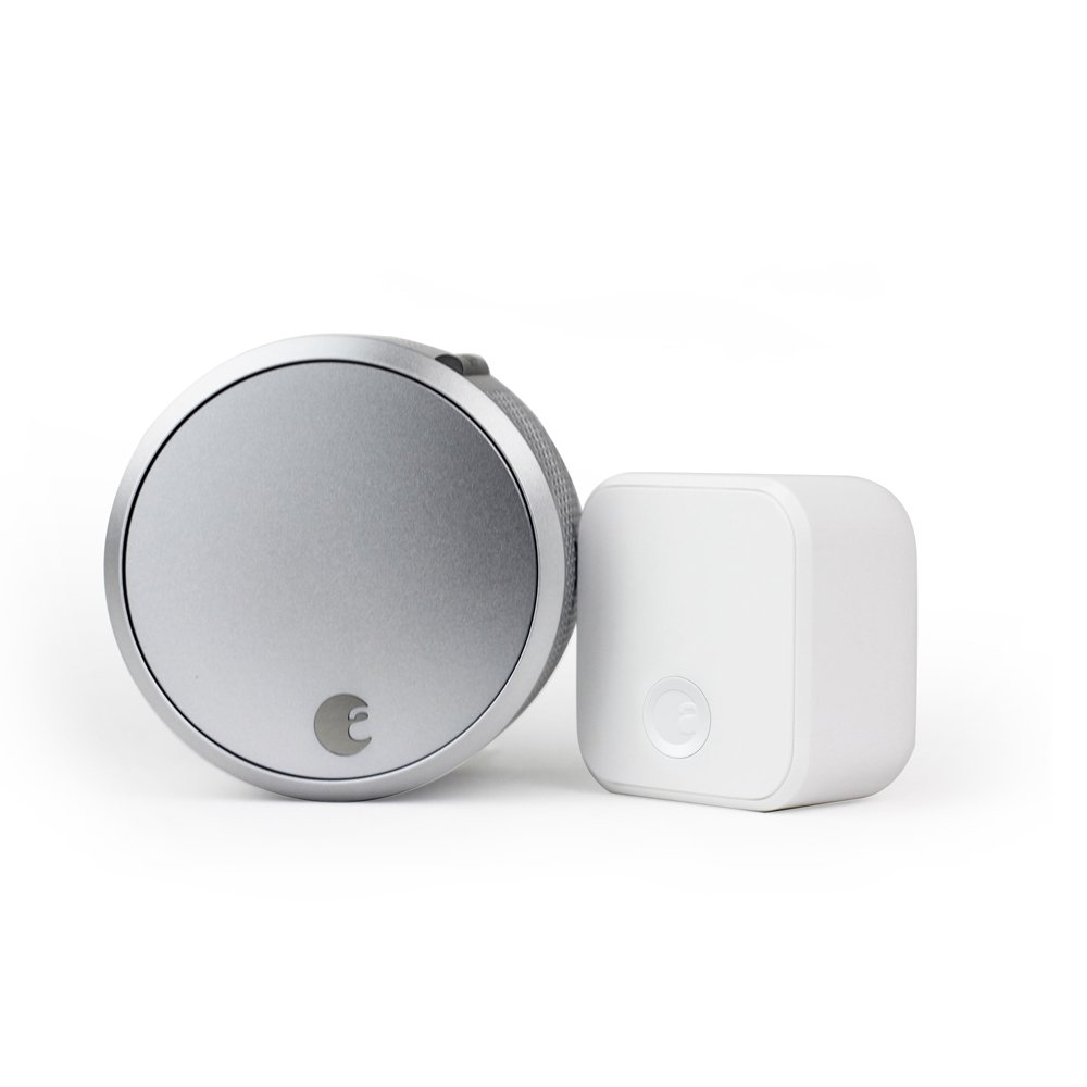 August Smart Lock Pro and Connect Module