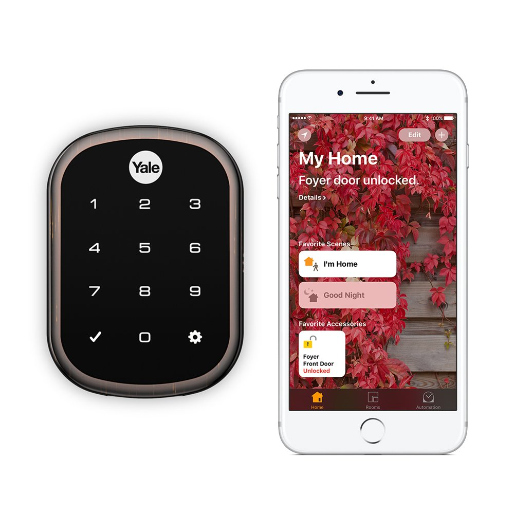 Yale Assure SL Smart Deadbolt with Smartphone App