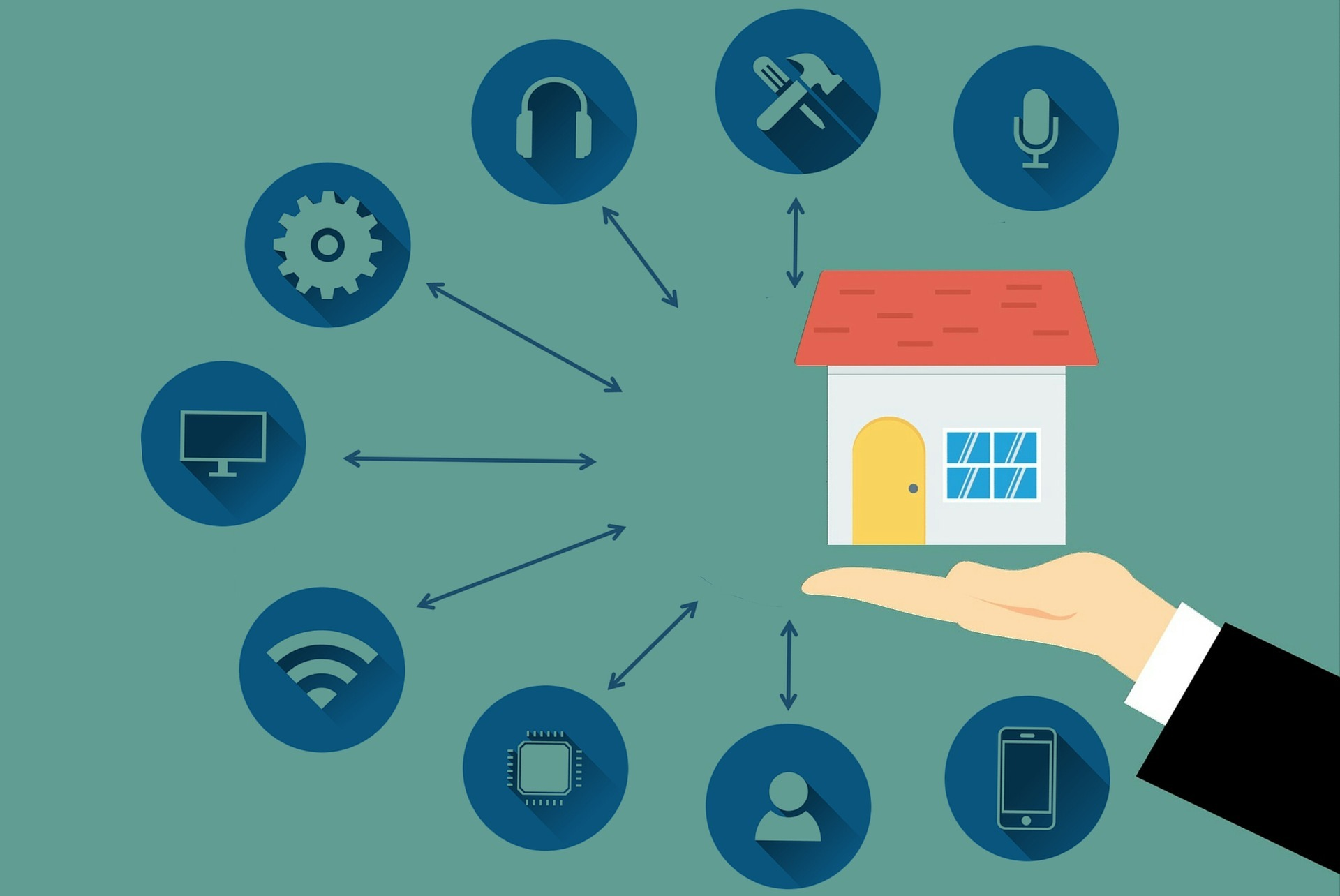 smart home connectivity
